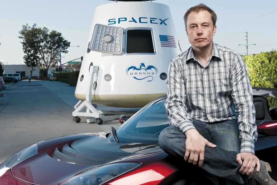 Искусственный разум, вакуумный поезд иполеты наМарс— начто еще тратит деньги создатель Tesla. Фото 1