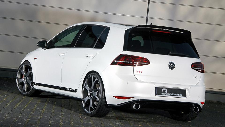 Тюнеры сделали 480-сильный Volkswagen Golf GTI