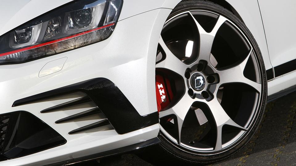 Тюнеры сделали 480-сильный Volkswagen Golf GTI. Фото 1