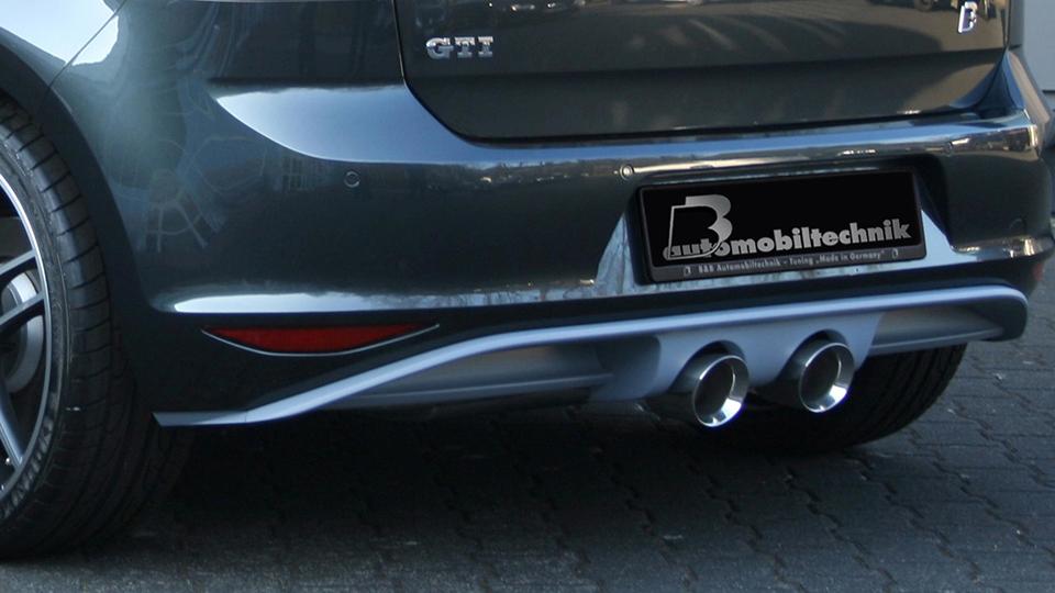 Тюнеры сделали 480-сильный Volkswagen Golf GTI. Фото 2