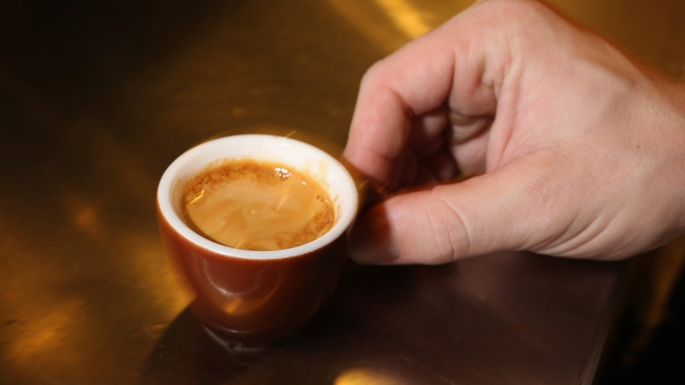Американца оштрафовали заезду «под кофеином»