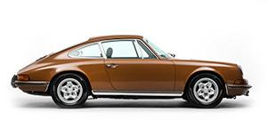 Удивительно, ноупервого прототипа Golf GTI покрышки были шире, чем углавного спорткара тех лет, Porsche 911!