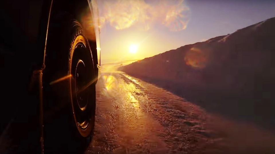 «Форд» дал советы по зимнему вождению