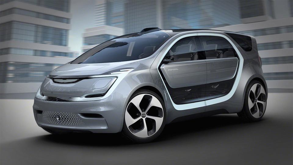 Chrysler построил минивэн для миллениалов
