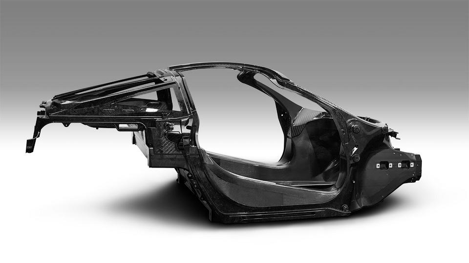 McLaren подтвердил новый суперкар