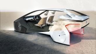 В BMW дали понять, каким будет интерьер автомобиля будущего - BMW