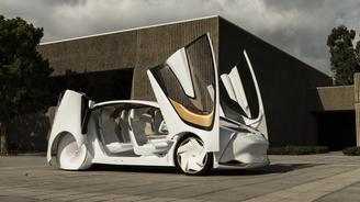 Toyota продемонстрировала автомобиль с искусственным интеллектом - Toyota