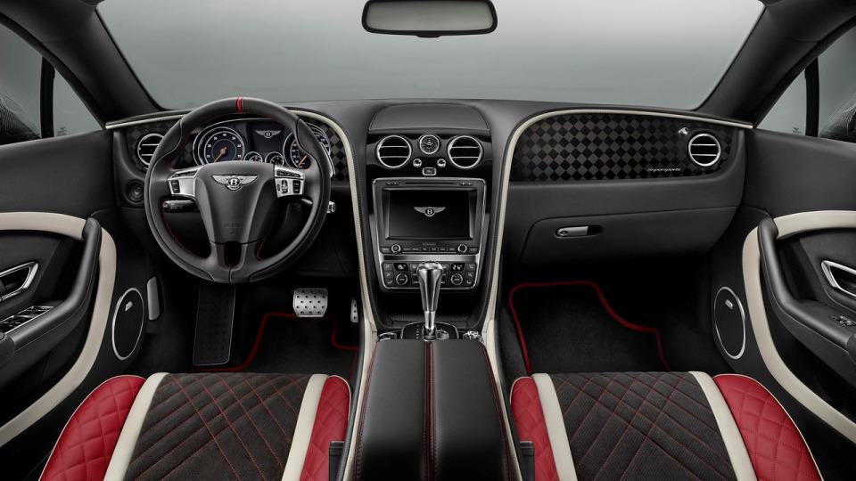 Купе Continental Supersports получило шестилитровый W12 сдвумя турбинами