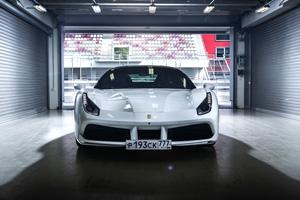 Тест-драйв турбо-Ferrari прошлого инастоящего. Часть вторая: Ferrari F40