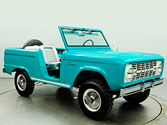 Ford подтвердил возрождение внедорожника Bronco — Новости — Motor