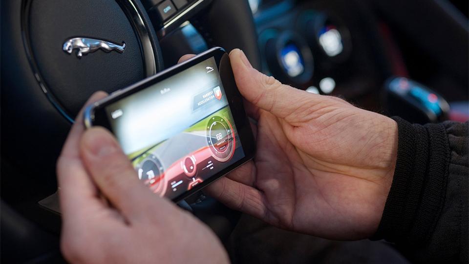 Для владельцев суперкара придумали новое мобильное приложение. Фото 2