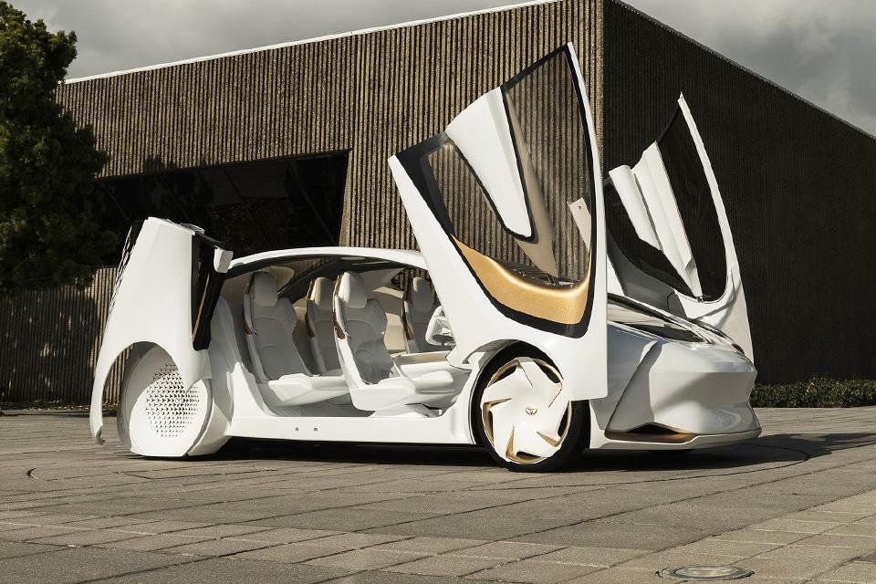 Искусственный интеллект, проекция иавтопилоты: 18 премьер выставки потребительской электроники вЛас-Вегасе. Фото 5
