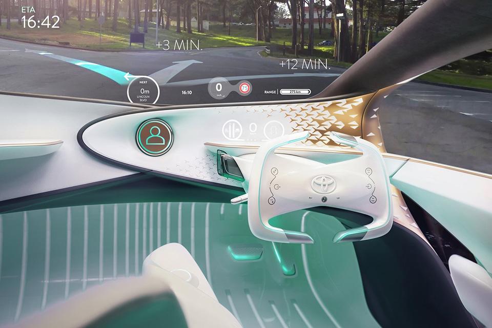 Искусственный интеллект, проекция иавтопилоты: 18 премьер выставки потребительской электроники вЛас-Вегасе. Фото 6
