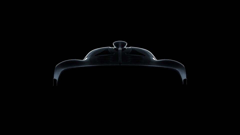 Mercedes-AMG определился сименем 1000-сильного гиперкара