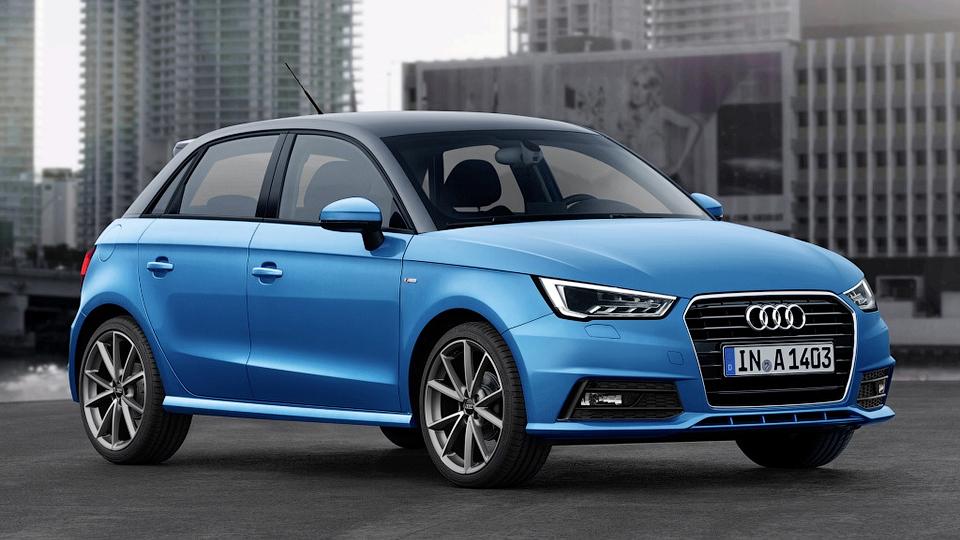 Audi отказалась отроссийских продаж хэтчбека A1