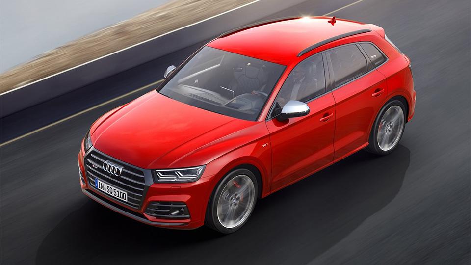 Компания Audi назвала дату появления SQ5 вРоссии