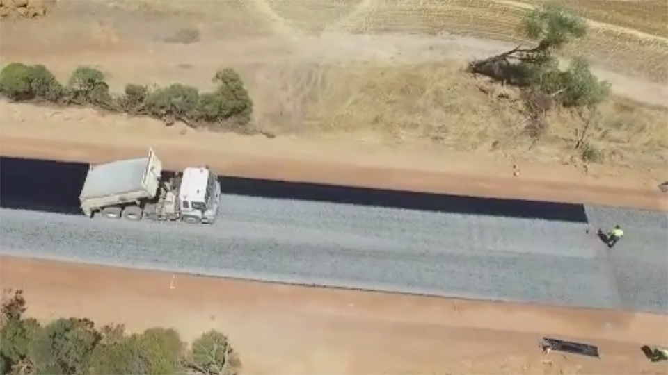 Настроящуюся дорогу вАвстралии замесяц посмотрели 15 миллионов раз