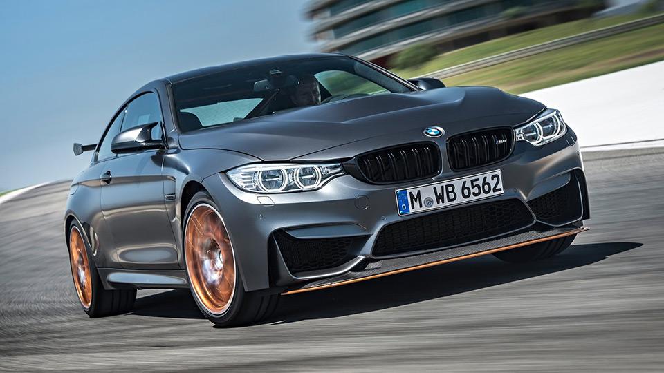 Появление электрической BMW M-серии - неизбежно - BMW