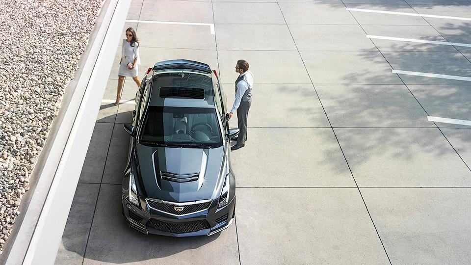 Cadillac придумал для автомобилей свой