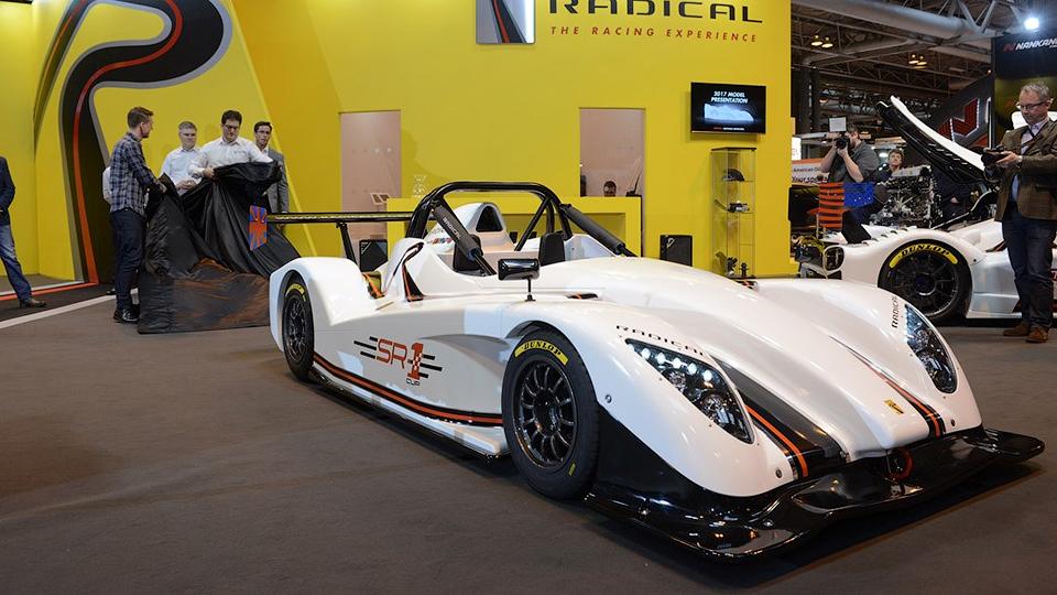 Radical обновил два экстремальных спорткара