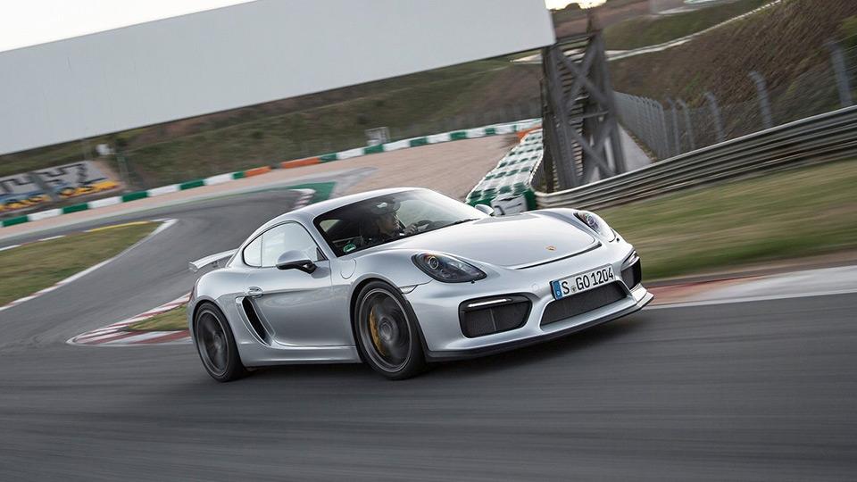 Улучшенный Порше 911 GT3 получит 500-сильный мотор
