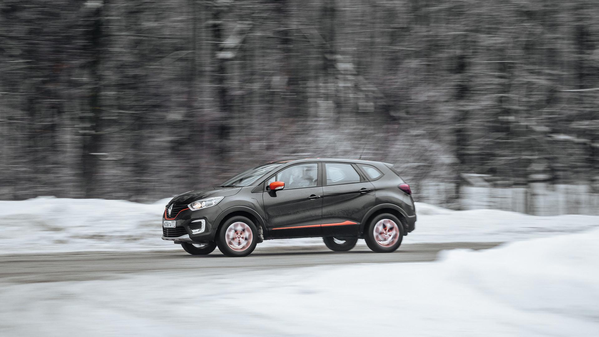 Длительный тест Renault Kaptur, симпатичнейшего избюджетников: часть первая. Фото 2