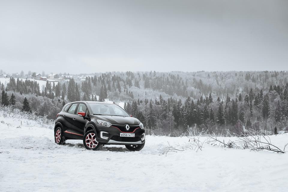 Длительный тест Renault Kaptur, симпатичнейшего избюджетников: часть первая. Фото 5
