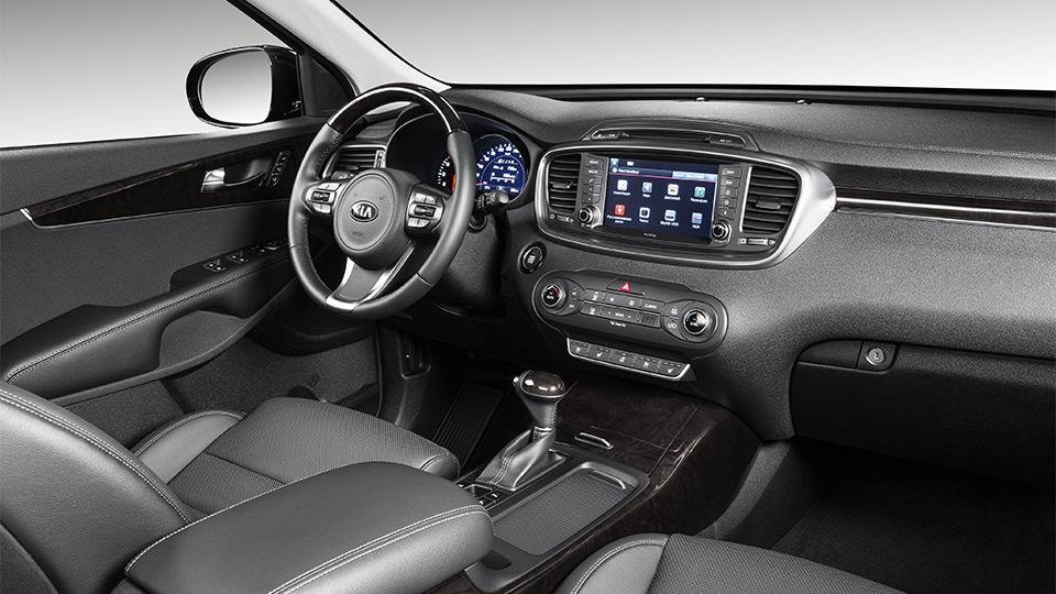 Русский Киа Sorento Prime получил новый мотор