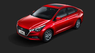 Hyundai Accent получит новый двигатель