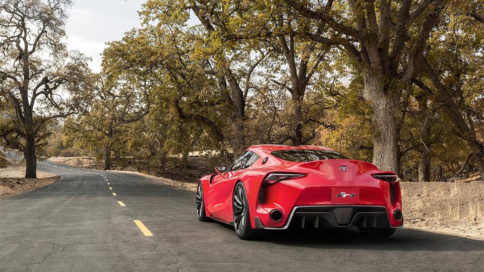 Возрожденное купе будут выпускать под суббрендом для «заряженных» «Тойот»