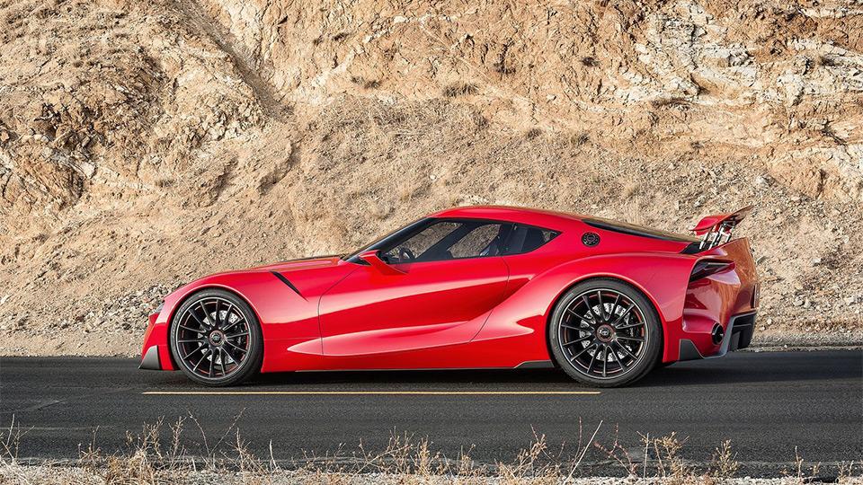 Возрожденное купе будут выпускать под суббрендом для «заряженных» «Тойот». Фото 1