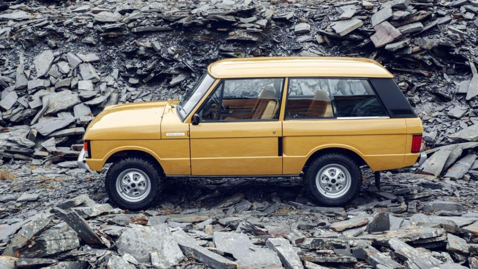 Range Rover первого поколения вновь поступят в реализацию