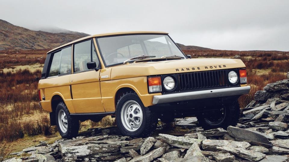 В РФ Range Rover Evoque иRange Rover Sport доступны соскидкой попрограмме trade-in