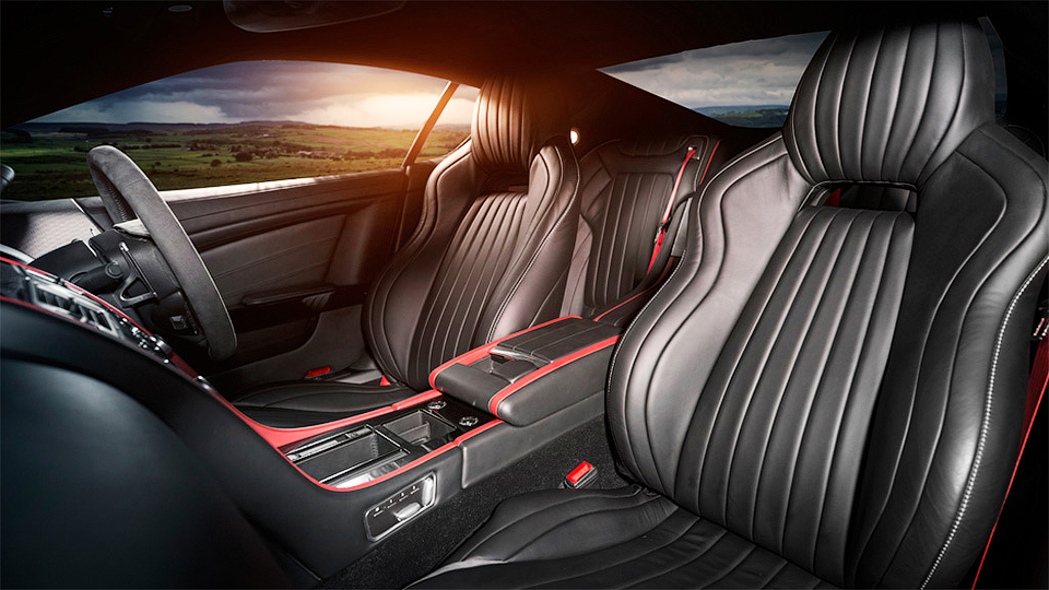 Компания показала первое изображение открытой версии своего суперкара
