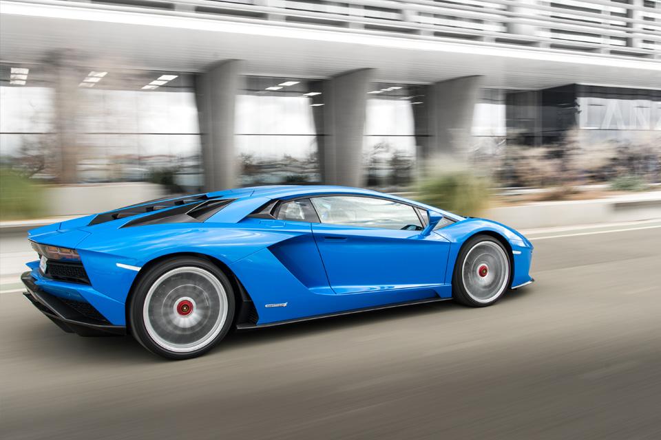 Тест-драйв Lamborghini Aventador S, после которого нужно заново учиться жить. Фото 2