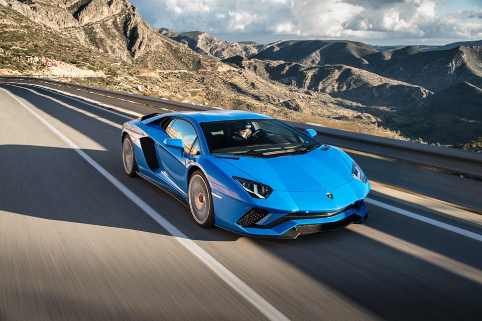 Тест-драйв Lamborghini Aventador S, после которого нужно заново учиться жить. Фото 7