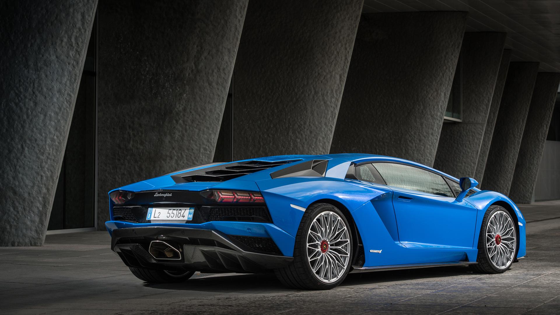 Тест-драйв Lamborghini Aventador S, после которого нужно заново учиться жить. Фото 11