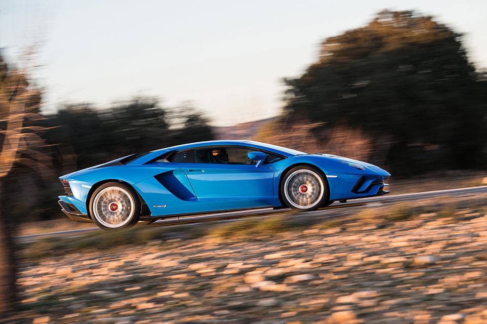 Тест-драйв Lamborghini Aventador S, после которого нужно заново учиться жить. Фото 9