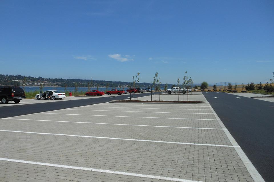 12 необычных парковок . Фото 5