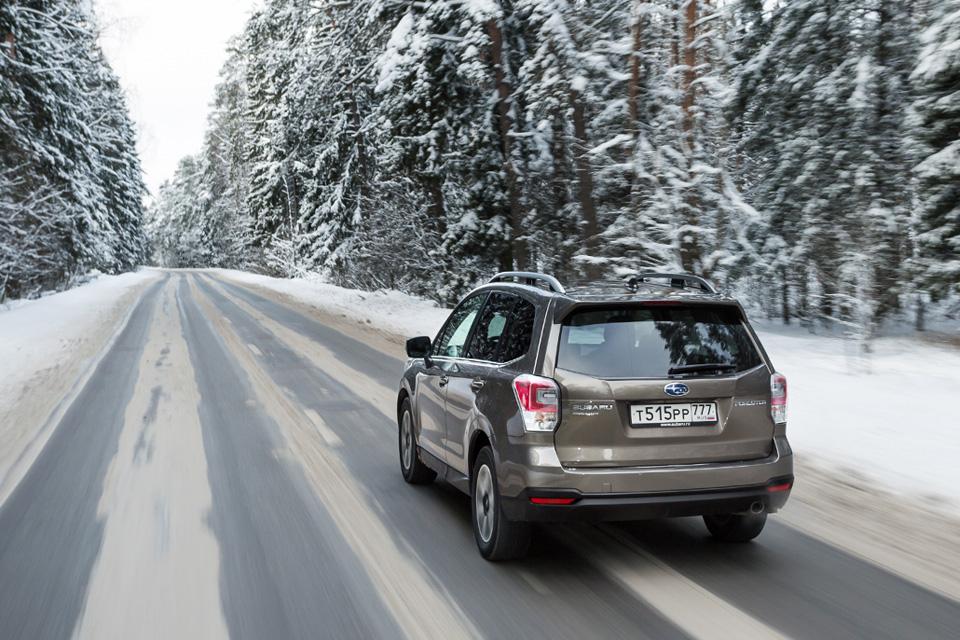 Длительный тест главной опоры Subaru— кроссовера Forester. Часть первая. Фото 6