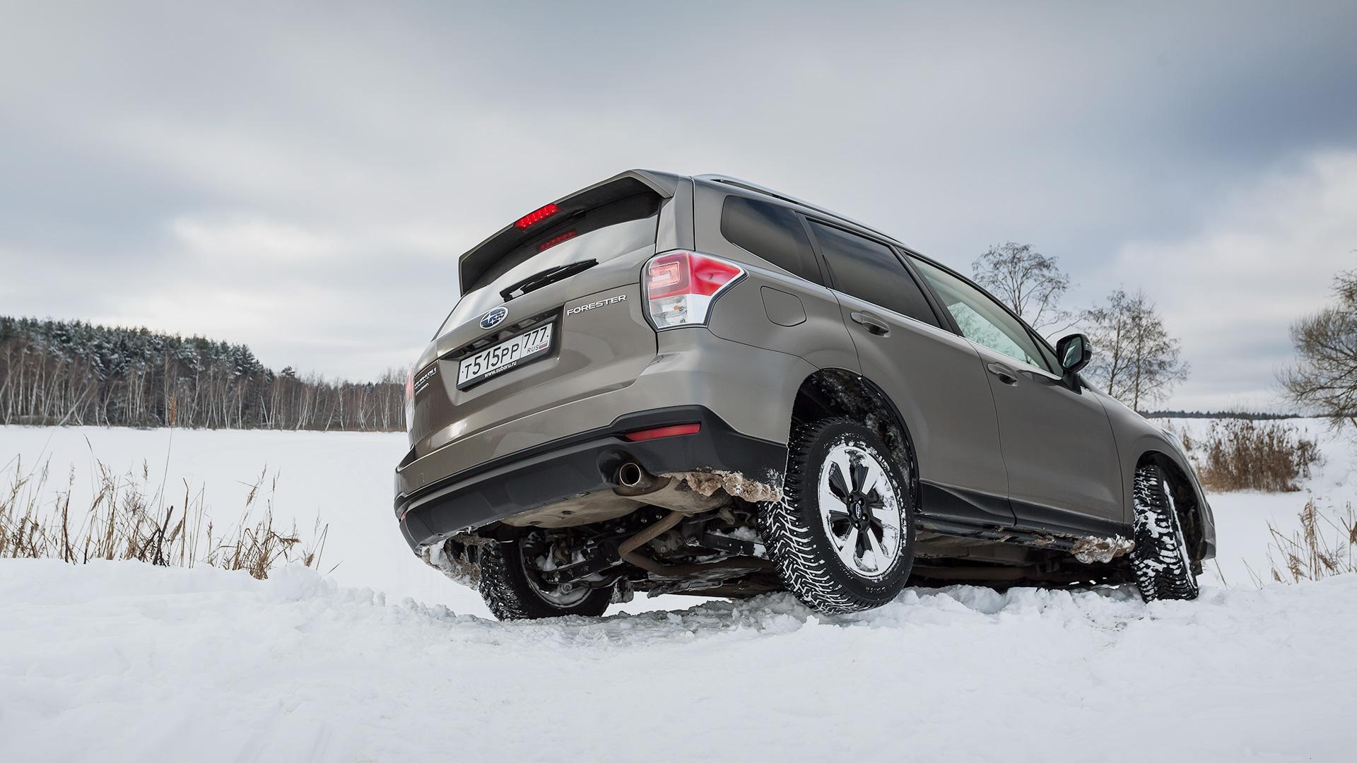 Длительный тест главной опоры Subaru— кроссовера Forester. Часть первая. Фото 3