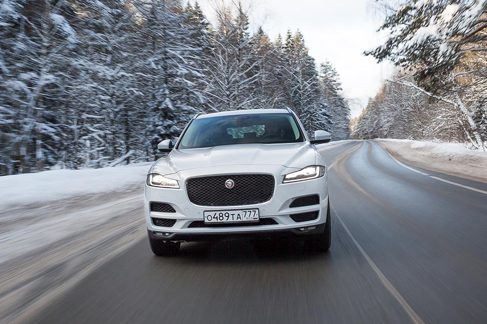 Длительный тест Jaguar F-Pace: часть первая. Фото 1