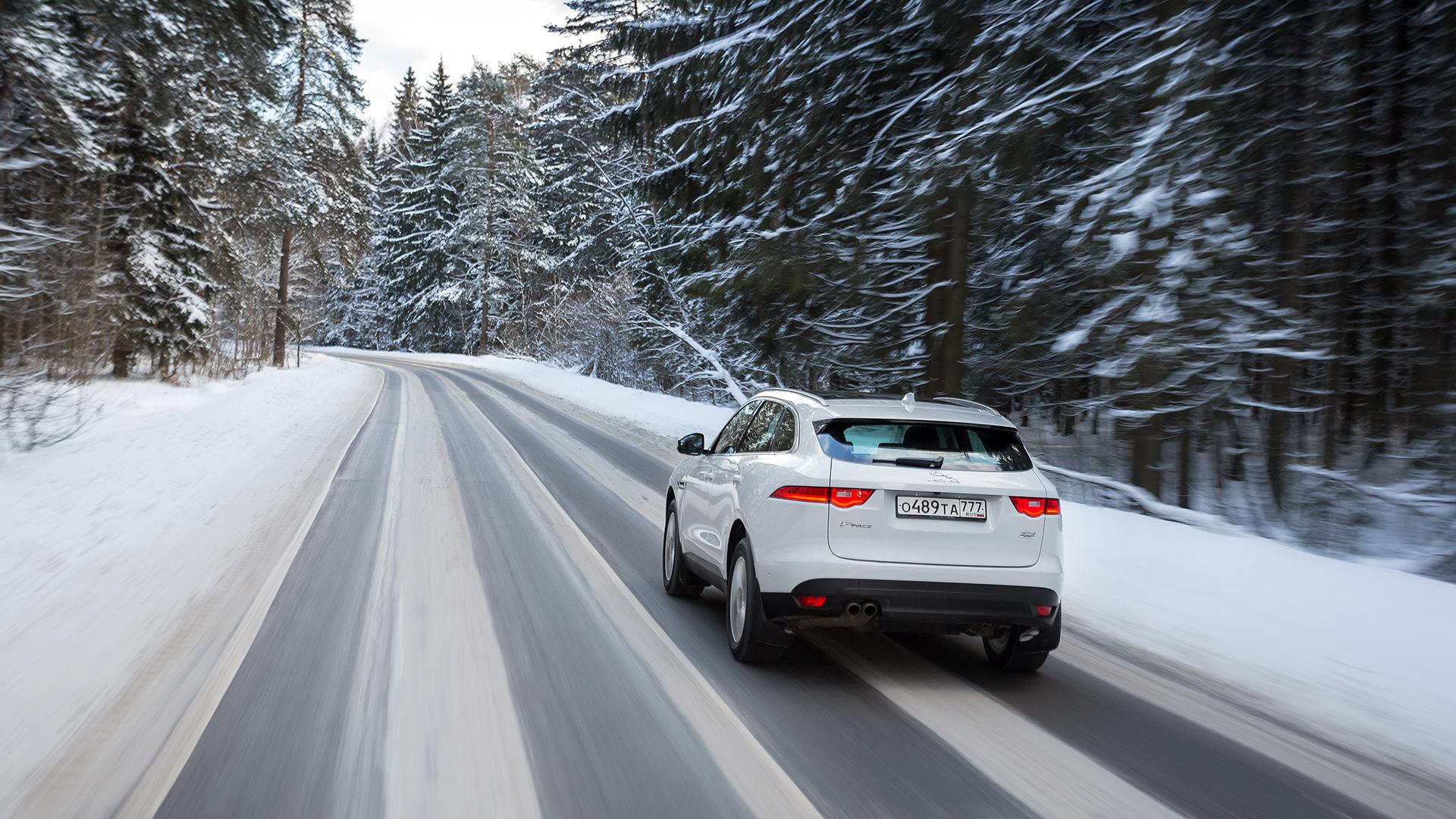 Длительный тест Jaguar F-Pace: часть первая. Фото 2