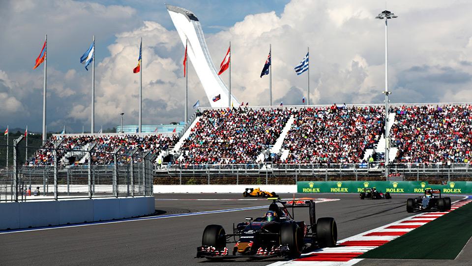 «Лукойл», «Русал» иВТБ стали инвесторами русского этапа Гран-при «Формулы-1»