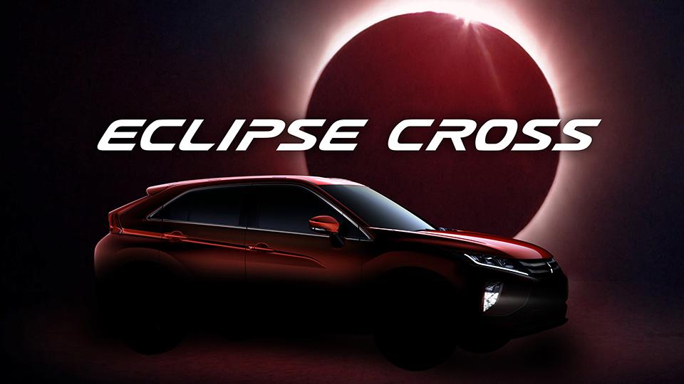 Митцубиси Eclipse Cross 2018. Новые фото купе-кроссовера Мицубиши