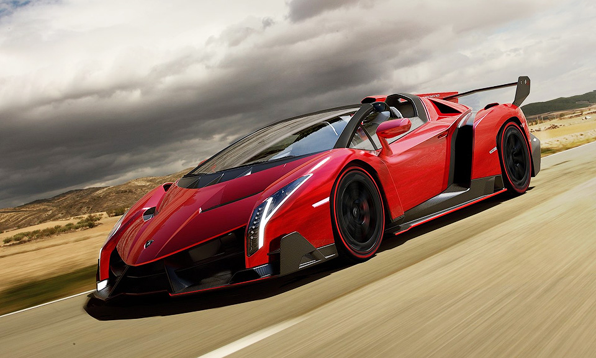 Lamborghini отзывает 5,9 тыс авто повсему миру из-за риска возгорания