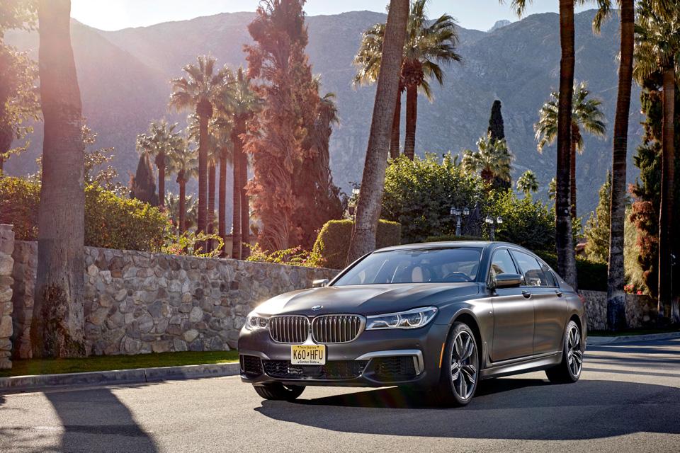 Тест-драйв самой быстрой модели BMW