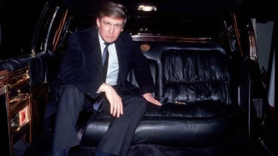Лимузин Трампа пустят смолотка