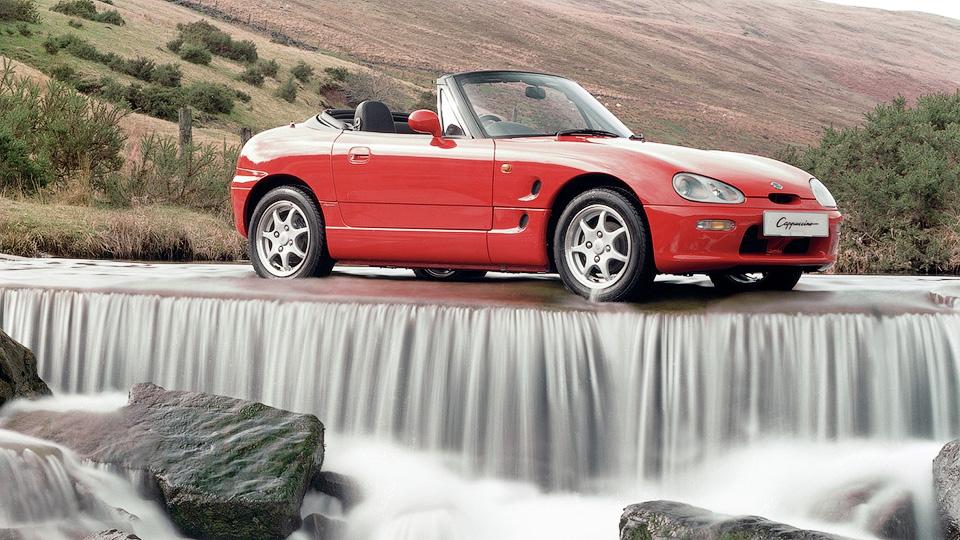 Сузуки отозвала автомобиль выпущенный в давно минувшем 1996-ом году