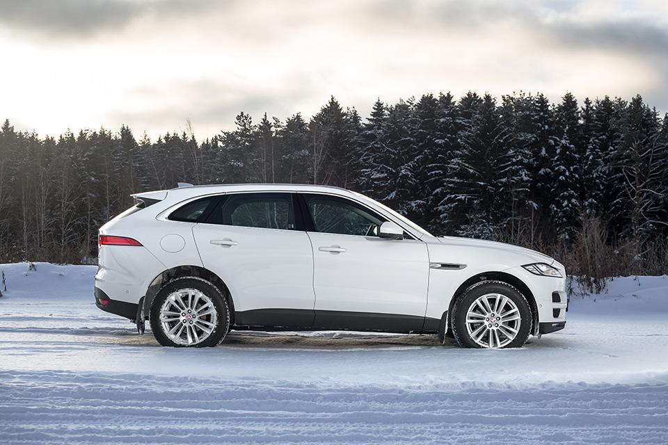 Длительный тест Jaguar F-Pace: итоги, конкуренты истоимость владения. Фото 1